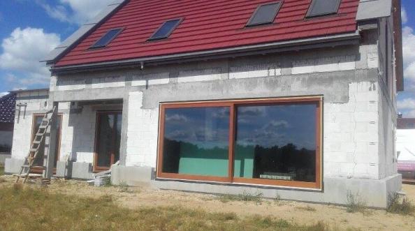 Montaż okien drewnianych Pozbud Gdynia Tczew