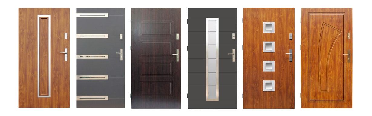 Drzwi zewnętrzne WIKĘD Gdynia Tczew