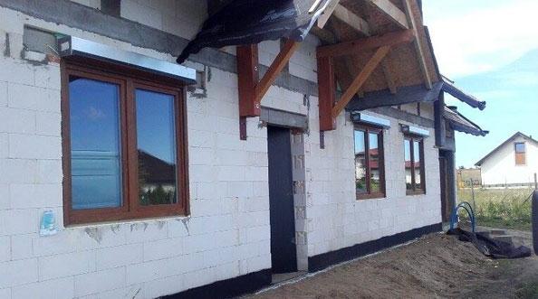 Montaż okien i rolet w Pszczółkach Gdynia Tczew