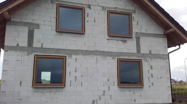 Ciepły montaż okien Vetrex VR90+ Synergy w Pszczółkach Gdynia Tczew