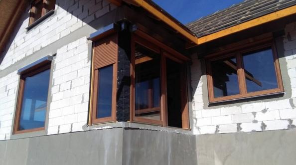 Montaż okien Vetrex V90+ w Elblągu Gdynia Tczew