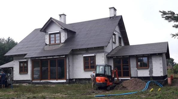 Prawidłowy montaż okien Vetrex VR90 Synergy Gdynia Tczew