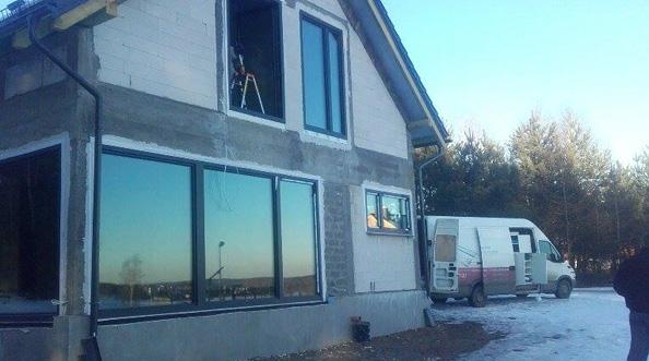 Ciepły montaż okien i drzwi w Bojanowie Gdynia Tczew