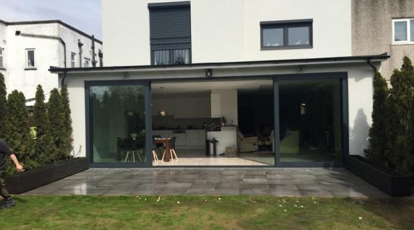 Montaż drzwi HST i okien w Londynie Gdynia Tczew