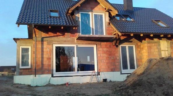 Montaż okien w Warzenku Gdynia Tczew