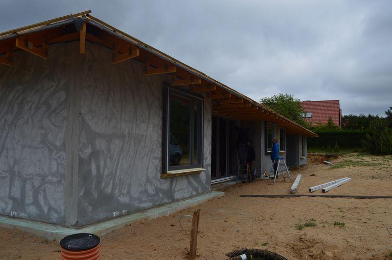 Budynek mieszkalny w miejscowości Bojano