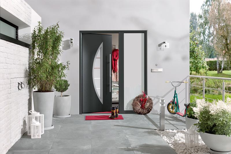 stalowe drzwi zewn trzne h rmann thermoplus gdynia tczew windmar. Black Bedroom Furniture Sets. Home Design Ideas