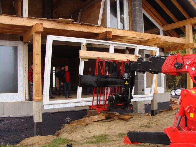 Windmar - montaż drzwi balkonowych HST Gdynia