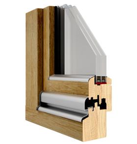 okna POZBUD THERMO 78